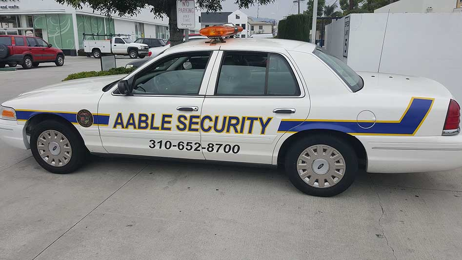 aable security patrol